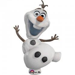 Balon Foliowy SuperShape - Olaf z Krainy Lodu - Frozen
