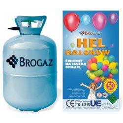 Jednorazowa Butla z Helem na 40 balonów - Kraków