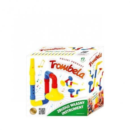 Trombela - instrument do zbudowania