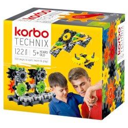 Klocki Korbo Technix 122