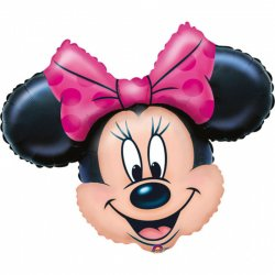 Myszka Minnie Balon SuperShape 69 cm x 53 cm