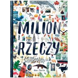Książka Milion Rzeczy- Wydawnictwo Dwie Siostry
