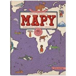 Mapy. Edycja fioletowa - Wydawnictwo Dwie Siostry