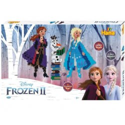Hama 7914 - Kraina Lodu II (Frozen II) - Zestaw 6000 Koralików Midi