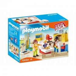 Playmobil 70034 - Lekarz dziecięcy