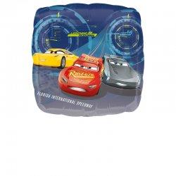 Balon Foliowy Auta (Cars) - McQueen - 43 cm