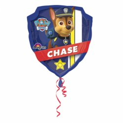 Balon foliowy Psi Patrol (Chase i Marshall) - 63 cm x 68 cm