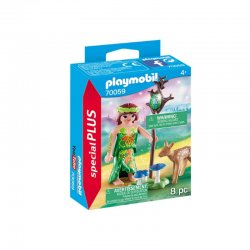 Playmobil 70059 - Wróżka z sarenką, Super Plus