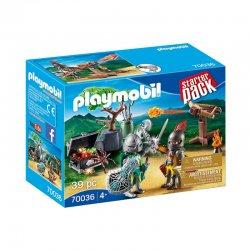 Playmobil 70036 - Bitwa rycerzy o skarb