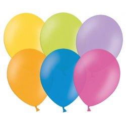 Balony lateksowe - Pastel Mix - 14 cali - 100 sztuk