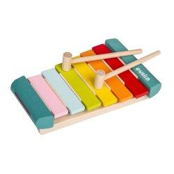 Cymbałki drewniane dla dzieci - Cubika