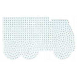 Hama 314 - Ciężarówka - podkładka do koralików midi