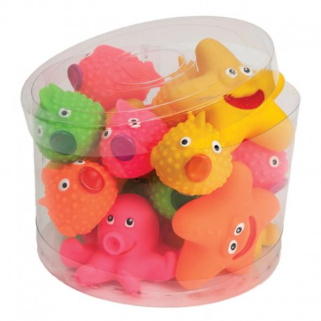 Zabawki do wody - Hencz Toys 835 - Mix zwierzaków