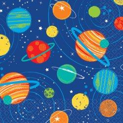 """Serwetki papierowe """"Kosmos"""" 16 szt., 25 x 25 cm"""