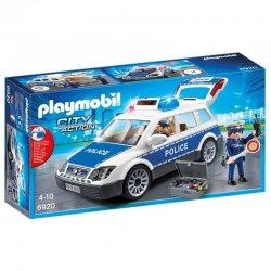 Playmobil 6920, Radiowóz Policyjny
