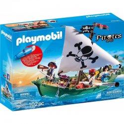 Zestaw Playmobil 70151 - Statek Piracki