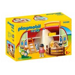 Playmobil 70180 - Moja przenośna stadnina