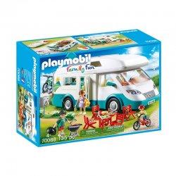 Playmobil 70088 - Rodzinne auto kempingowe