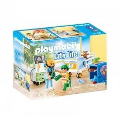 Playmobil 70192 - Szpitalny pokój dziecięcy