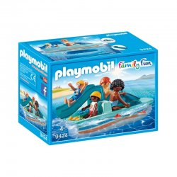 Playmobil 9424 - Rower wodny - Family Fun