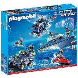 Playmobil 9043 - Wielka akcja policji