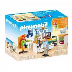 Playmobil 70197 - Okulista