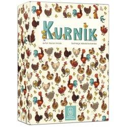 Gra - Kurnik - Wydawnictwo Nasza Księgarnia