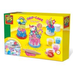 Ciasto masa, Drip cakes - tort, SES Creative