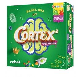 Gra Cortex Dzieci Wyzwania 2 - Wydawnictwo Rebel
