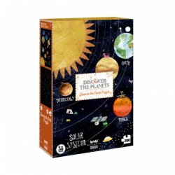 Puzzle Odkryj Planety, Londji