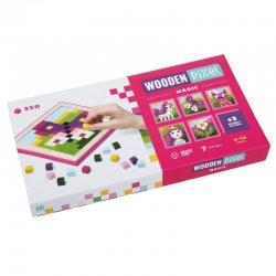 Cubika, układanka Wooden Pixels, Magia