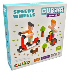 Cubika, Pixele 3D, Speedy wheels