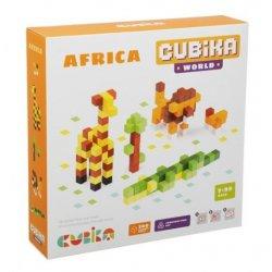Cubika, Pixele 3D, Africa