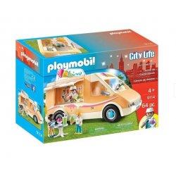 Playmobil 9114 - Furgonetka lodziarza