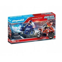 Playmobil 70462- Patrol autostradowy