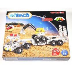 Eitech C310 - Laweta z dźwigiem
