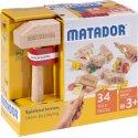 Matador Maker M034 - Drewniane klocki 3+