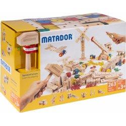 Matador Maker M263 - Konstrukcje Drewniane od 3 roku życia