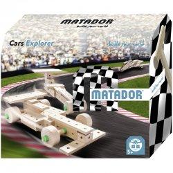 Matador Cars 5+ - Formuła 1 z klocków drewnianych