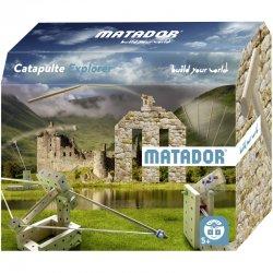 Matador 5+ - Katapulta - Klocki drewniane