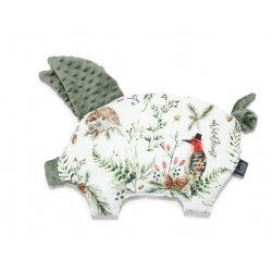 Poduszka Sleepy Pig, Forest, Khaki, La Millou