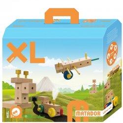 Matador Maker MXL - Największy zestaw klocków 3+