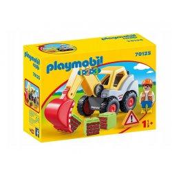 Playmobil 70125 - Koparka 1.2.3