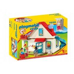 Playmobil 70129 - Dom rodzinny 1.2.3