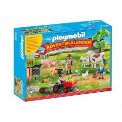 """Playmobil 70189, Kalendarz adwentowy """"Gospodarstwo Rolne"""""""