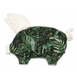 Poduszka Sleepy Pig, Botanical, Ecru, La Millou