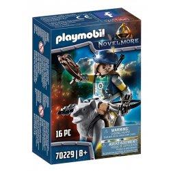 Playmobil 70229 - Kusznik z Novelmore z wilkiem