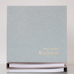 Album 'Twoja Historia Kochanie', wersja błękitna