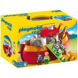 Playmobil 6765 - Playmobil Arka Noego ze Zwierzętami
