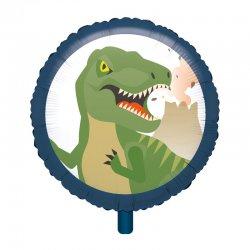 """Balon foliowy """"Dinozaur"""" 43 cm 17"""""""